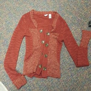 BKE Sweaters - BKE size Med sweater, maroon in color!